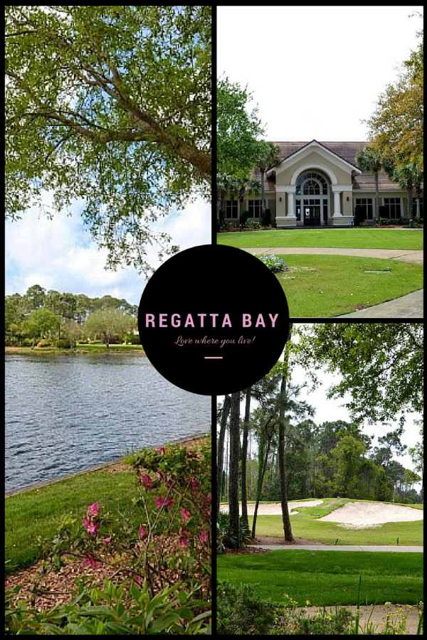 Regatta Bay golf community in sunny Destin FL